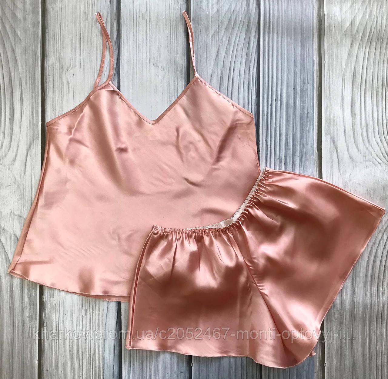 Комплект домашньої одягу майка з шортиками XL