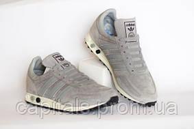Мужские кроссовки Adidas LA Trainer OG Solid Grey