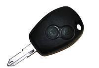 Заготовка ключа  RENAULT Kangoo,Clio,Master,Twingo 2 кнопки лезвие NE73