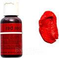 Краситель гелевый  Chefmaster красный 65гр США -06425