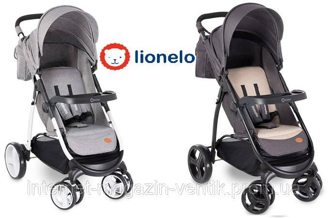 Детская прогулочная коляска Lionelo Elise