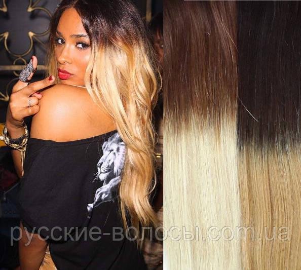 Волосы на заколках - альтернатива наращиванию волос.