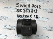 Расходомер воздуха Vectra C, Вектра С 55353813, 5WK97012 1.8 Z16XER