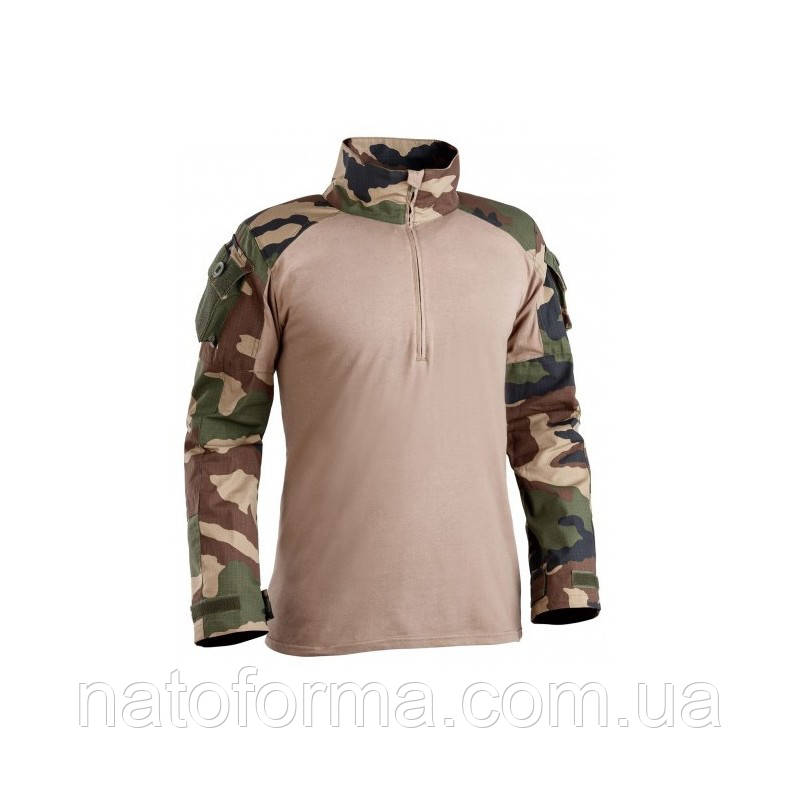Тактическая рубашка под бронежилет UBACS, CCE, FELIN, армия Франции, оригинал