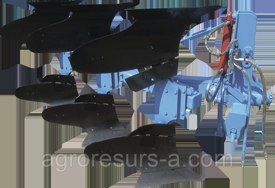 Плуг оборотный навесной рабочие органы LEMKEN ПОН-3П, Уманьферммаш