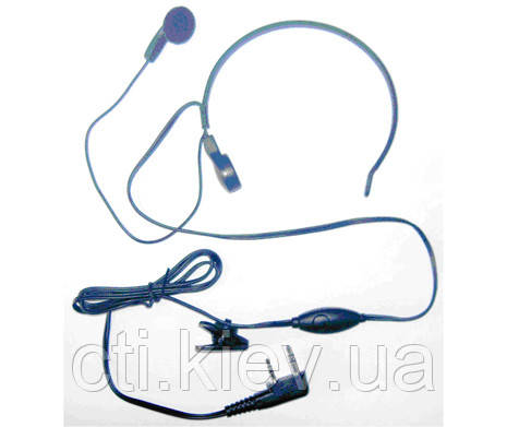 ML 23, гарнитура ларингофон