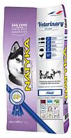 Natyka(Натика) Veterinary Ocean Полувлажный корм для собак всіх порід і всіх віків 4 види риб,4.5 кг