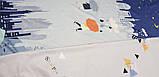 Постельное белье сатин Облака, фото 4