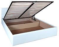 Кровать Джессика с ПМ 160*190/200см Мелби, фото 1