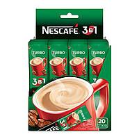 Кофейный Напиток Nescafe 3в1 Turbo(20x13 г)