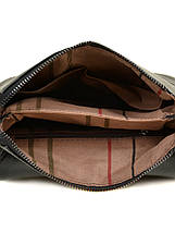 Мужская сумка планшет через плечо кожа BRETTON 508-1 black, фото 3