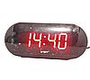 Часы электронные VST-717 красные от сети, фото 3