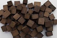 Дубовые кубики средней обжарки на 10 литров напитка, 30гр (Кавказский дуб)