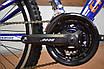 """Подростковый горный велосипед 24"""" Crossride Shark, фото 9"""