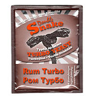 Спиртовые турбо дрожжи Doble SNAKE Rum Turbo