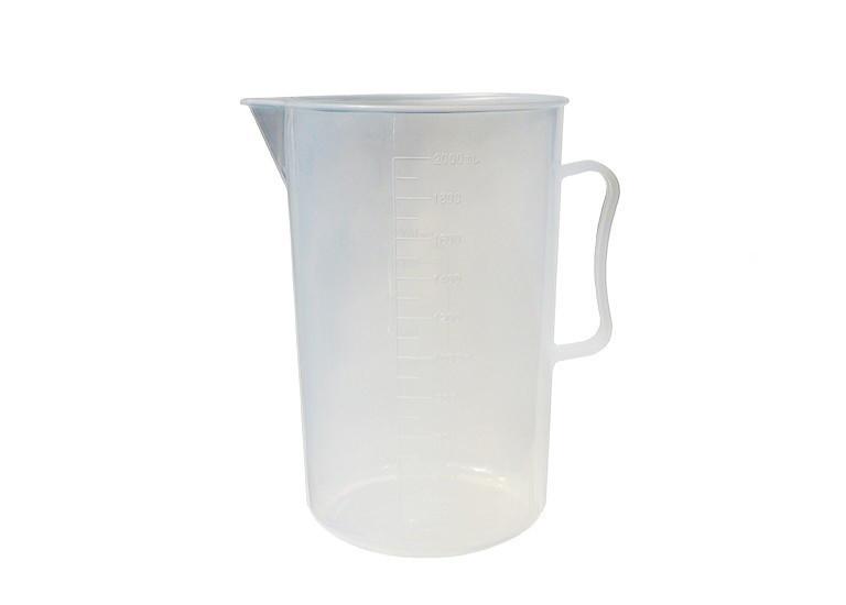 Стакан мерный 2000 ml (Полипропилен)