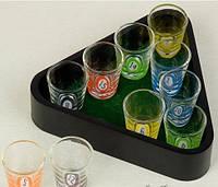 Настольная игра Пьяный бильярд 09