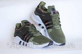 Мужские кроссовки Adidas EQT Support ADV Olive Green