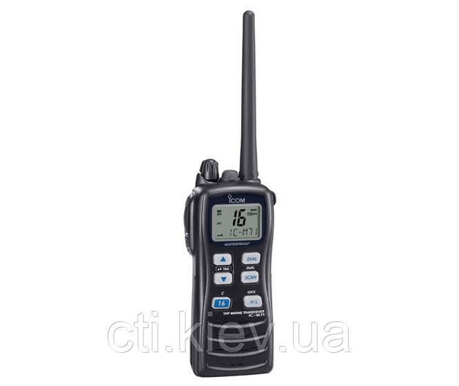 Icom IC-M71 морская радиостанция
