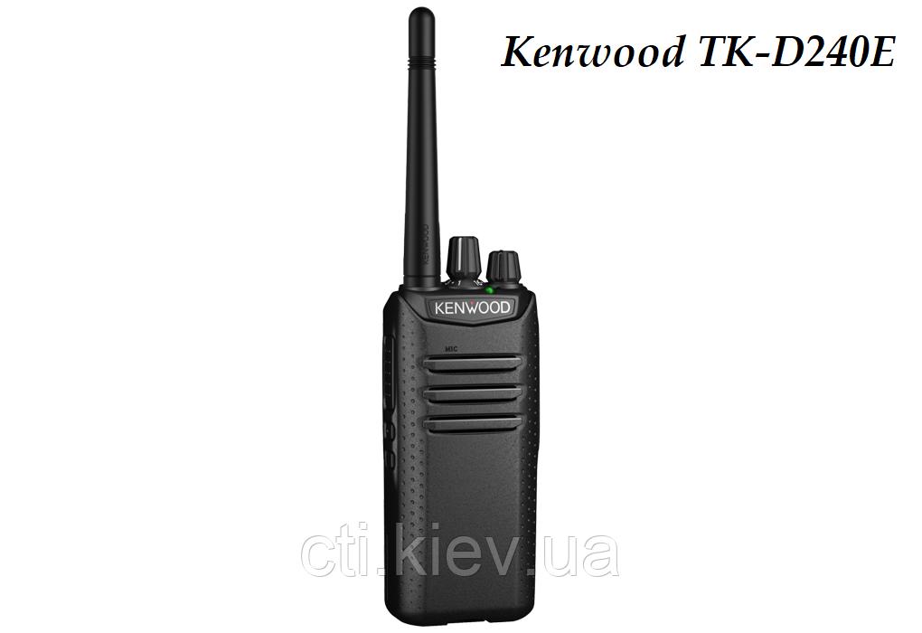 Kenwood TK-D240E DMR