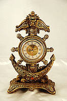 Настольные часы Якорь со штурвалом S151-2 H