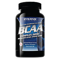 BCAA Complex 2200 Dymatize Nutrition 200 caplets