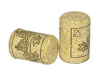 Пробка корковая (для винной бутылки) 23х33
