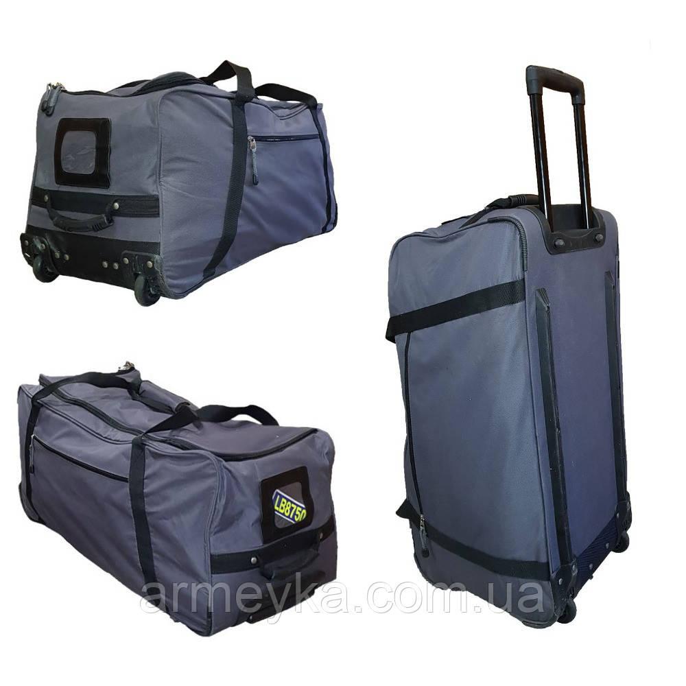 Транспортная (дорожная) сумка на колесах. Великобритания, оригинал., фото 1