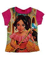 Качественная  футболка для девочки