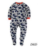 Детская пижама на флисе Gerber