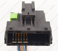 Разъем электрический 22-х контактный (43-22) б/у