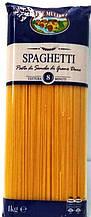 Макароны Tre Mulini Spaghetti спагетти 1кг  Италия