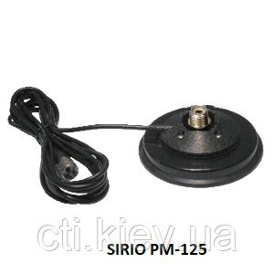 SIRIO PM-125 PL (магнитное основание)