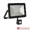 LED прожектор с датчиком движения 30W IP65