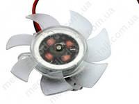 Вентилятор для видеокарты d=55мм, h=10мм