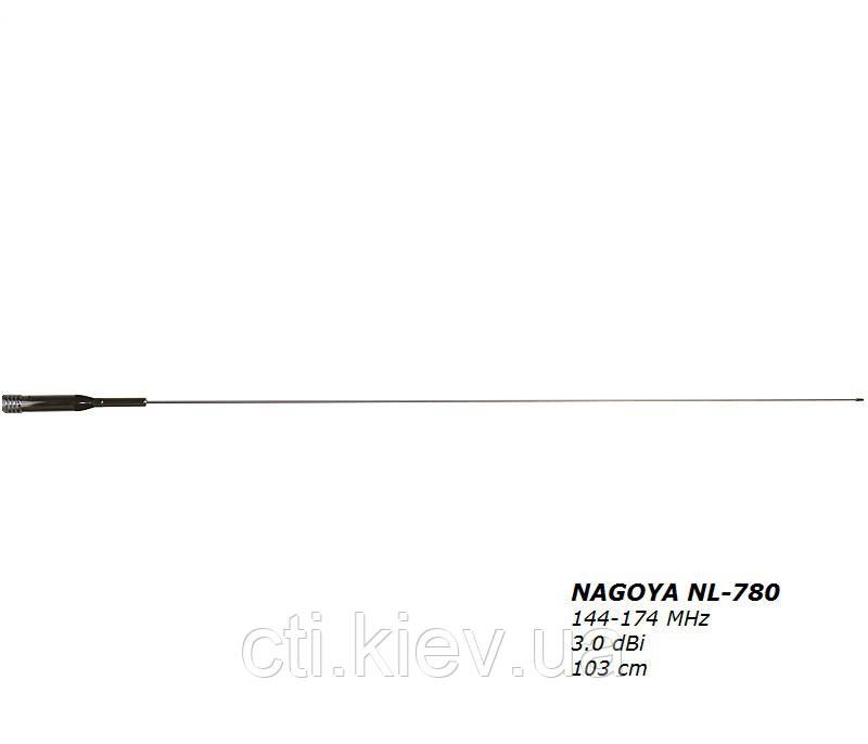 Антенна Nagoya NL-780, VHF, 103 см