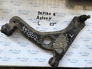 Рычаг передний opel Zafira B, Зафира Б левый