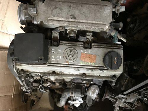 Двигатель Volkswagen Audi  2.0 8V 2E.