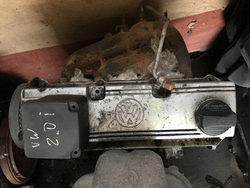 Двигатель Volkswagen Audi  2.0 8V 2E