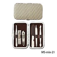 Маникюрный набор в подарочной упаковке Lady Victory MS-mix-21