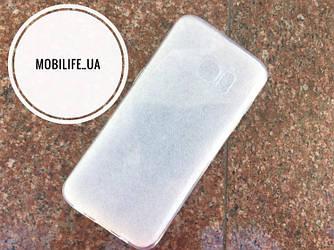 Чехол силиконовый Samsung S7 Edge G935 прозрачный