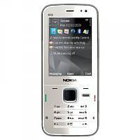 Корпус для телефона Nokia N78 белый High Copy
