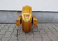 Колесо натяжное CAT 322 CAT324   115-6337