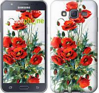 "Чехол на Samsung Galaxy J5 (2015) J500H Маки ""523c-100-601"""