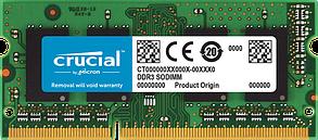 "Оперативная память Crucial 4GB DDR3L-1600 SODIMM ""Over-Stock"""