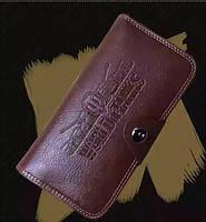 Стильный мужской клатч портмоне WORLD of TANKS, фото 2