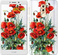 "Чехол на Huawei Honor 6X Маки ""523c-460-601"""