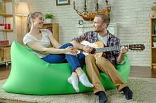 Надувной диван - шезлонг Lamzac Hangout (Кресло Матрас Ламзак Хенгаут), фото 3