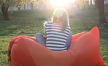 Надувной диван - шезлонг Lamzac Hangout (Кресло Матрас Ламзак Хенгаут), фото 2