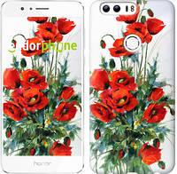 """Чехол на Huawei Honor 8 Маки """"523c-351-601"""""""